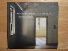 Jonathan Richman - Because her Beauty is Raw and Wild / CD - US Pressung