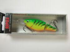 Rapala Jointed Shad Rap Lure 7cm 13g FIRETIGER Fishing tackle