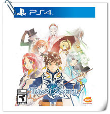 PS4 Tales of Zestiria ENG / 情热传说 中文 SONY PlayStation Games RPG Bandai Namco
