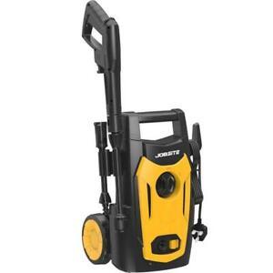 HEAVY DUTY 1400W 105 BAR PRESSURE WASHER JET WASH CAR & HOME WARRANTY 4971