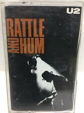 U2 Rattle And Hum Cassette Tape 91003-4
