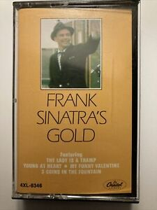 Frank Sinatra – Frank Sinatra's Gold - Capitol Records – 4XL 8346 - Like New
