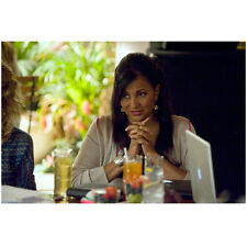The L Word Pam Grier as Kit Porter Folded Hands at Table 8 x 10 inch photo