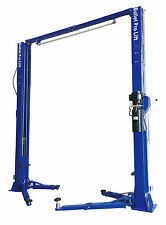 BulletPro BP40M 2 post car hoist lift 4T clear floor (workcover registered)