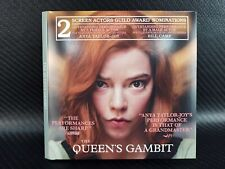 Queens Gambit (DVD, 2020, 2-Disc Set, For Your Consideration)