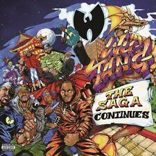 Saga Continues - 2 DISC SET - Wu-Tang (2017, Vinyl NEUF)