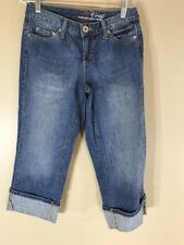 Womens Tommy Hilfiger Spirit Crop Capri Cropped Jeans 2