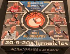 Panini Chronicles NBA Basketball 2019-2020 Hobby Box Factory Sealed