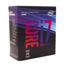 Intel BX80684I78700K Core i7-8700K 6 Cores up to 4.7GHz Desktop Processor