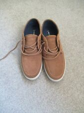 Lacoste Men's Sevrin 317 1 Brown Sneaker - Suedette Size UK10/EU44.5/USA11