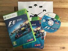 f1 F 1 Formula one 2012 Xbox 360