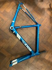 Cinelli Veltrix Disc Frameset Medium Size 54cm. LIMITED EDITION Electric Blue