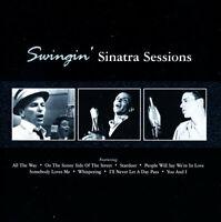 Frank Sinatra – Swingin' Sinatra Sessions BRAND NEW SEALED MUSIC ALBUM CD
