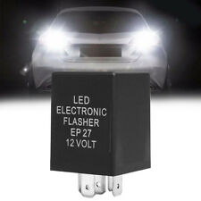 12V 5Pin LED Flasher Relay Unit For Car Turn Signal Indicator Blinker Flash US