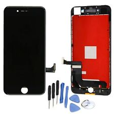 "Digitizer Display Assembly Replacement for Black iPhone 7 4.7"" LCD Screen + Tool"