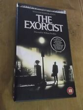 EXORCIST SPECIAL EDITION 1999 VHS VERY GOOD CONNDITION
