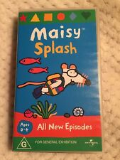 MAISY - SPLASH - RARE VHS MOVIE