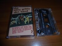 Self Titled By The Nitty Gritty Dirt Band (Cassette Tape 1985 EMI)