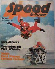 Speed & Power magazine 14 June 1974 Issue 13