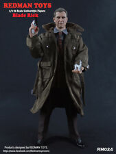 PREORDER 1/6 Blade Runner Rick Deckard Figure USA Toys Hot Roy Android Ford