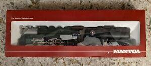 MANTUA Great Northern 2-8-2 MIKADO HO Scale Steam Locomotive