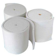 Ceramic Fiber Blanket 8 Lb 12 Inch X 24 Inch X 50 Ft 2300f