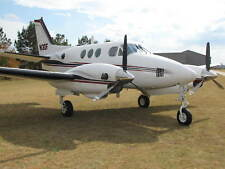 King Air 90, N3DF, REALLY NICE BIRD!! Garmin, Boots, A/C, Major Price reduction!