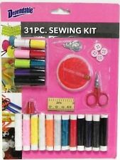 31 Piece Sewing Set LOT of 3 SKU:704-1