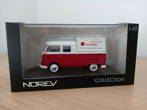 NOREV 840214 VW T1 C COMBI 1/43 NEUF EN BOITE