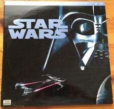 Star Wars (Widescreen Edition Laserdisc)