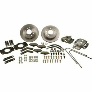 SSBC A125-3 Rear Drum to Disc Brake Conversion Kit For Buick Chevy Pontiac
