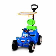 Push Car Stroller Toddler Buggy Outdoor Park Play Ride on Toy w/ Push Handle