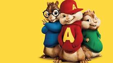 Alvin and the chipmunks Poster Length :800 mm Height: 500 mm  SKU: 1581