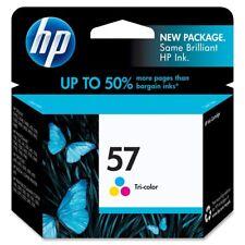 HP 57 Tri-color Original Ink Cartridge (C6657AN), Yield 500