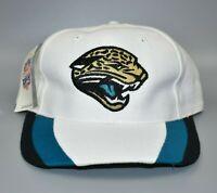 Jacksonville Jaguars NFL Vintage 90's Twins Enterprise Snapback Cap Hat - NWT