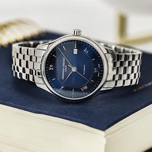 NEW Frederique Constant Classics Swiss Automatic Bracelet Watch FC-303MN5B6B