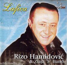 Rizo Hamidovic & Zlaja S Band CD Lafica Svadba Vatra Best Hit Bolujem ti Bosna