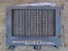 Toyota RAV4 MK2 intercooler 2.0 D4D 2000 - 2005 1CD-FTV