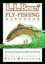 L. L. Bean Fly-Fishing Handbook-ExLibrary