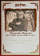 HARRY POTTER - MEMORABLE MOMENTS #1 - Card #62 - MY FATHER WILL HEAR ABOUT THIS
