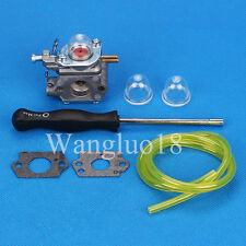 Carburetor Kit For Walbro WT-973 MTD 753-06190 Weedeater Cub Cadet Troy Bilt