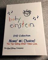 BABY EINSTEIN 26 DISC BOX SET COLLECTION. DVD