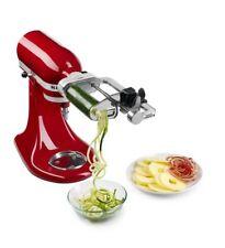 KitchenAid Spiralizer Attachment - Fits All KitchenAid Stand Mixer Models - - In