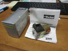 Parker Solenoid Valve 1/8