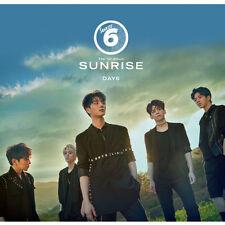 Day6  - Sunrise 1st Album Photocard Photobook Sealed NEW K-POP