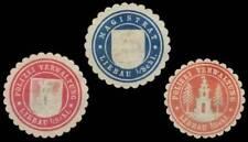 Liebau in Schlesien Sammlung Siegelmarken - 394197