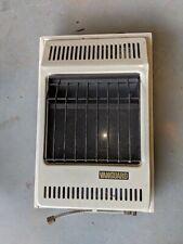Vanguard-Gas heater vent free