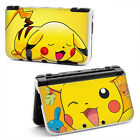 POKEMON PIKACHU Hard Case Cover For NEW NINTENDO 3DS XL (FEB 2015 Release)