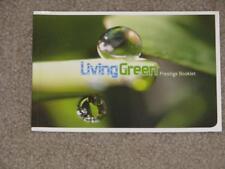 Australia-Living Green-Prestige Booklet, Complete