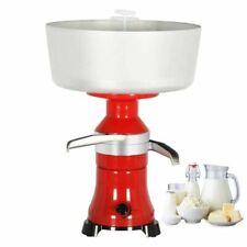110v 100w 80 100lh Electric Fresh Milk Cream Centrifugal Separator Hq